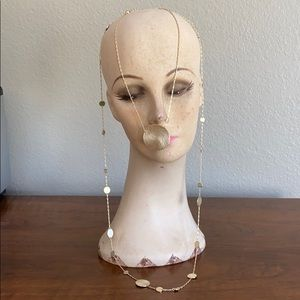 Set of 2 layering necklaces from Nordstrom
